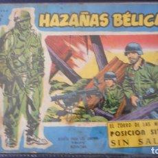 Tebeos: HAZAÑAS BELICAS EXTRA Nº 138 / C-3. Lote 276492798