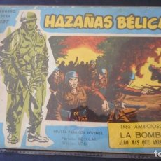Tebeos: HAZAÑAS BELICAS EXTRA Nº 197 / C-3. Lote 276493023