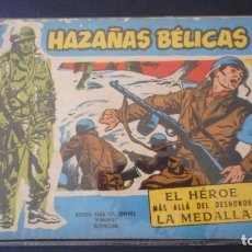 Tebeos: HAZAÑAS BELICAS EXTRA Nº 144/ C-3. Lote 276493323