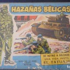 Tebeos: HAZAÑAS BELICAS EXTRA Nº 152 / C-3. Lote 276494118