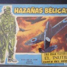 Tebeos: HAZAÑAS BELICAS EXTRA Nº 173 / C-3. Lote 276494803