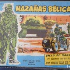 Tebeos: HAZAÑAS BELICAS EXTRA Nº 177 / C-3. Lote 276498393