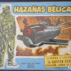 Tebeos: HAZAÑAS BELICAS EXTRA Nº 180 / C-3. Lote 276498628