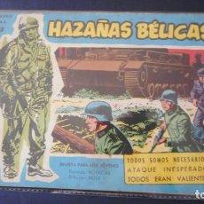 Tebeos: HAZAÑAS BELICAS EXTRA Nº 183 / C-3. Lote 276498808