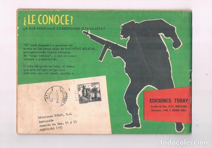Tebeos: Comic hazañas belicas numero extra 158 1964 un artillero de rommel 1964 - Foto 2 - 276947083
