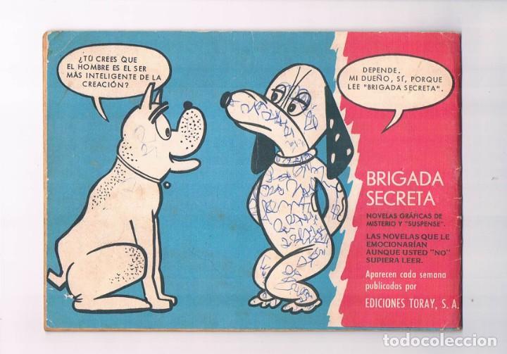 Tebeos: Comic hazañas belicas numero extra 203 1965 mas alla - Foto 2 - 276947613