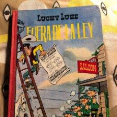Tebeos: LUCKY LUKE FUERA DE LA LEY - TORAY - 1963 - 1RA EDICIÓN. Lote 276970163