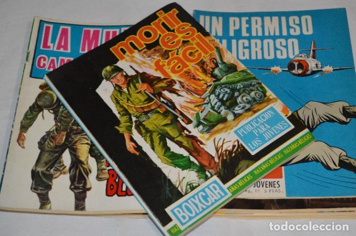 Tebeos: 11 Ejemplares/Comics / HAZAÑAS BÉLICAS y otros - Editorial TORAY y otras - ¡MIRA! Lote 02 - Foto 7 - 277080493