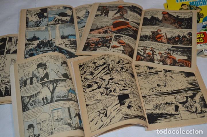 Tebeos: 11 Ejemplares/Comics / HAZAÑAS BÉLICAS y otros - Editorial TORAY y otras - ¡MIRA! Lote 02 - Foto 8 - 277080493