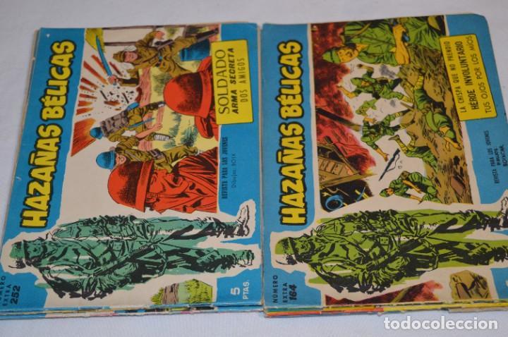 Tebeos: 10 Ejemplares/Comics variados / HAZAÑAS BÉLICAS - Editorial TORAY - ¡MIRA FOTOS! Lote 01 - Foto 6 - 277082723