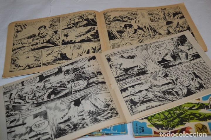 Tebeos: 10 Ejemplares/Comics variados / HAZAÑAS BÉLICAS - Editorial TORAY - ¡MIRA FOTOS! Lote 01 - Foto 8 - 277082723