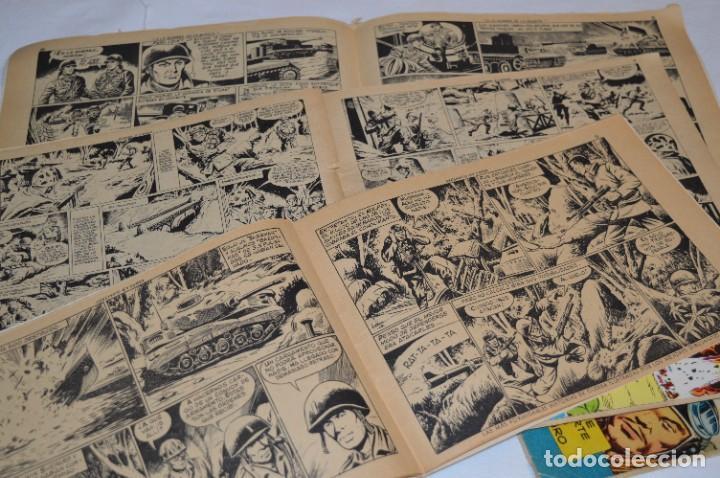 Tebeos: 10 Ejemplares/Comics variados / HAZAÑAS BÉLICAS - Editorial TORAY - ¡MIRA FOTOS! Lote 02 - Foto 7 - 277083538