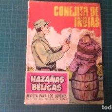 Livros de Banda Desenhada: HAZAÑAS BELICAS (GORILA ). N°207. TORAY. CON SEÑALES DE USO.. Lote 277258873