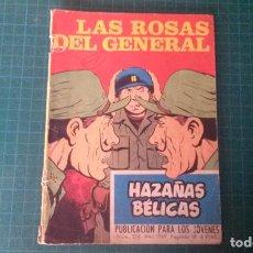 Livros de Banda Desenhada: HAZAÑAS BELICAS (GORILA ). N°274. TORAY. CON SEÑALES DE USO.. Lote 277258898