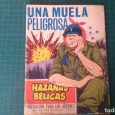 Giornalini: HAZAÑAS BELICAS (GORILA ). N°254. TORAY. CON SEÑALES DE USO.. Lote 277259063