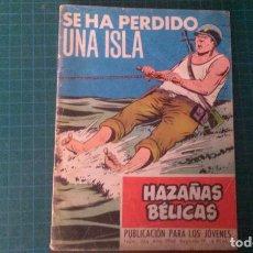 Giornalini: HAZAÑAS BELICAS (GORILA ). N°264. TORAY. CON SEÑALES DE USO.. Lote 277259428