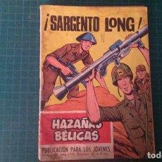 Livros de Banda Desenhada: HAZAÑAS BELICAS (GORILA ). N°290. TORAY. CON SEÑALES DE USO.. Lote 277259503