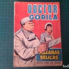 Livros de Banda Desenhada: HAZAÑAS BELICAS (GORILA ). N°200. TORAY. CON SEÑALES DE USO.. Lote 277259568