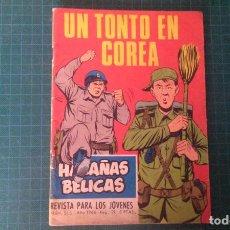 Livros de Banda Desenhada: HAZAÑAS BELICAS (GORILA ). N°215. TORAY. CON SEÑALES DE USO.. Lote 277260218