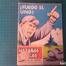Livros de Banda Desenhada: HAZAÑAS BELICAS (GORILA ). N°222. TORAY. CON SEÑALES DE USO.. Lote 277260323