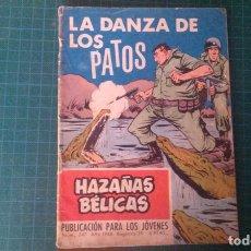 Tebeos: HAZAÑAS BELICAS (GORILA ). N°247. TORAY. CON SEÑALES DE USO.. Lote 277260423
