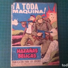 Livros de Banda Desenhada: HAZAÑAS BELICAS (GORILA ). N°273. TORAY. CON SEÑALES DE USO.. Lote 277260508