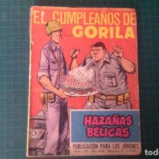 Livros de Banda Desenhada: HAZAÑAS BELICAS (GORILA ). N°239. TORAY. CON SEÑALES DE USO.. Lote 277260573