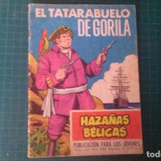 Livros de Banda Desenhada: HAZAÑAS BELICAS (GORILA ). N°262. TORAY. CON SEÑALES DE USO.. Lote 277260638
