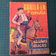 Livros de Banda Desenhada: HAZAÑAS BELICAS (GORILA ). N°221. TORAY. CON SEÑALES DE USO.. Lote 277260698