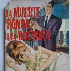 Tebeos: SALOMÉ-TORAY- Nº 51 -LA MUERTE RONDA A LA DOCTORA-1963-GRAN VICENTE ROSO-ESCASO-CASI BUENO-LEAN-5288. Lote 277647023