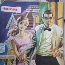 Tebeos: SALOMÉ-TORAY- Nº 75 -MI ALEGRE PRIMO ALAN-1964-GRAN JOSÉ TRIAY-UNICO EN TC-BUENO-LEAN-5292. Lote 277651398