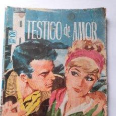 Tebeos: SALOMÉ-TORAY- Nº 125 -TESTIGO DE AMOR-1965-GRAN CLAUDIA-ESCASO-CASI CORRECTO-LEAN-5293. Lote 277839378