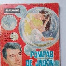 Tebeos: SALOMÉ-TORAY- Nº 170 -POMPAS DE JABÓN-1965-GRAN JUAN BOIX-ESCASO-BUENO-LEAN-5294. Lote 277840328