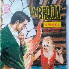 Tebeos: SALOMÉ.TORAY- Nº 212 -LA BRUJA-1966-GRAN ANITA-LONGARÓN-ESCASO-BUENO-LEAN-5295. Lote 277841288