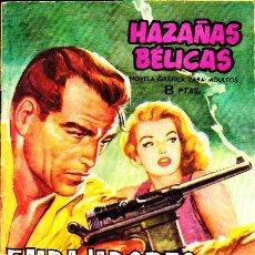 Tebeos: COMIC COLECCION HAZAÑAS BELICAS NOVELA GRAFICA Nº 79. Lote 278334383