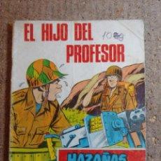Tebeos: COMIC DE HAZAÑAS BELICAS EN EL HIJO DEL PROFESOR DEL AÑO 1970 Nº 309. Lote 278366843