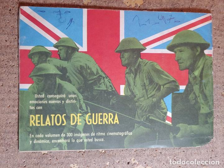 Tebeos: COMIC DE HAZAÑAS BELICAS EN LOS ULTIMOS SEGUNDOS Nº 174 - Foto 2 - 278368168