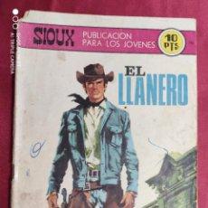 Tebeos: SIOUX. Nª 146. EL LLANERO. TORAY. Lote 278426553