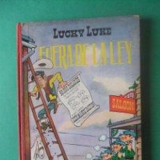 Tebeos: LUCKY LUKE FUERA DE LA LEYEDICIONES TORAY 1969. Lote 278813503