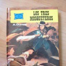 Tebeos: LOS TRES MOSQUETEROS A. DUMAS NOVELAS FAMOSAS EDICIÓN JUVENIL. TORAY. Lote 278883008