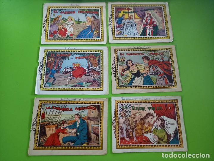6 AZUCENA- TORAY -NUMEROS: 154-157-166-170-171-173 (Tebeos y Comics - Toray - Azucena)