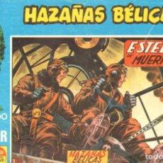 Tebeos: HAZAÑAS BÉLICAS. Nº20: ESTELAS DE MUERTE / LONDRES EN LLAMAS. A-COMIC-6309. Lote 279508788