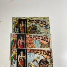 BDs: COMIC - JERONIMO - ED GALAOR - NÚMEROS 2,15,39 - ORIGINALES. Lote 283055718