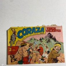 BDs: COMIC - CORAZA- ED TORAY - Nº 59 - ORIGINAL. Lote 283056313