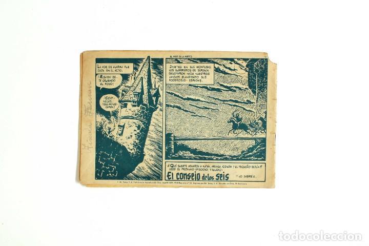 """Tebeos: Cómic """"Katan"""" - """"El foso de la muerte"""" - Número 241 - Colección """"Selección de Aventuras"""" - Foto 3 - 283084188"""