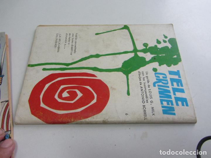 Tebeos: Espionaje - Nº 6, Poder Imparable - Ed. Toray sdx22 - Foto 2 - 283353428