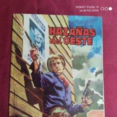 Tebeos: HAZAÑAS DEL OESTE. Nº 25. TORAY.. Lote 283838333