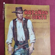 Tebeos: HAZAÑAS DEL OESTE. Nº 48. TORAY.. Lote 283838973