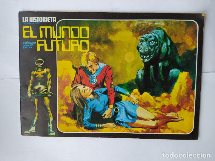 LA HISTORIETA PRESENTA: EL MUNDO FUTURO Nº 31, EL TESORO ESCONDIDO. TDKC38 (Tebeos y Comics - Toray - Mundo Futuro)