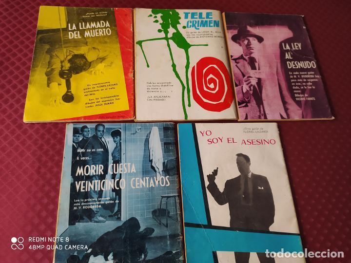 Tebeos: NOVELA GRAFICA LOTE CON BRIGADA SECRETA ,HAZAÑAS BELICAS ,GORILA ,ESPIONAJE ,SIOUX ,HAZAÑAS OESTE - Foto 10 - 285161018